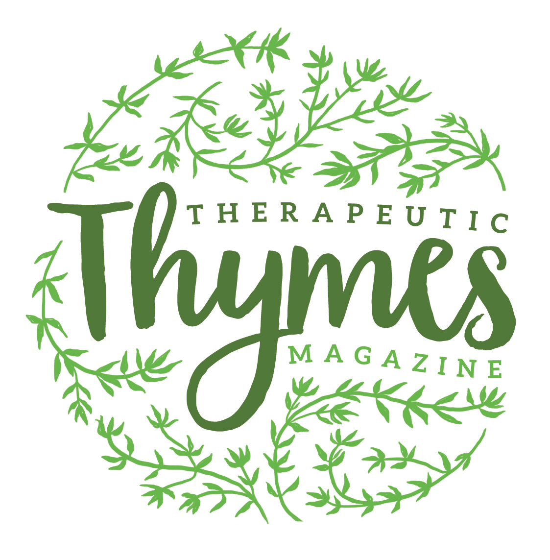 Welcome to Therapeutic Thymes