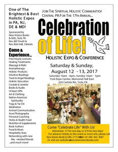 celebration of life expo