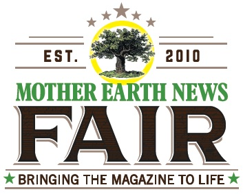 Jeanne's Journeys: Mother Earth News Fair