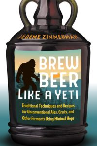 Brew Beer Like a Yeti by Jereme Zimmerman